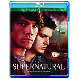 Supernatural - The Complete Third Season [Blu-ray]