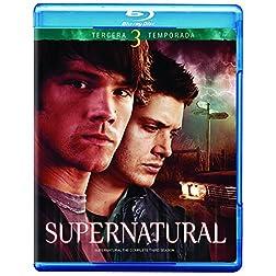 Supernatural - The Complete Third Season [Blu-ray]