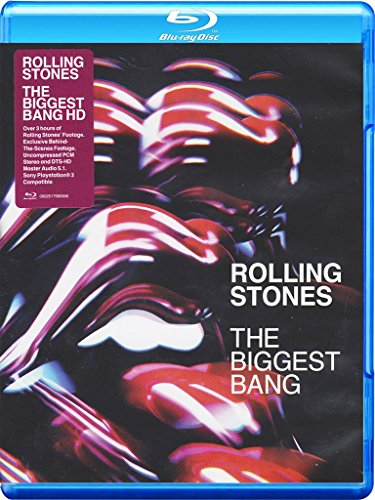 Rolling Stones: The Biggest Bang [Blu-ray]