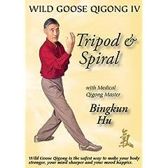 Wild Goose IV - Spiral and Tripod Qigong