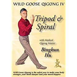 Wild Goose IV - Spiral and Tripod Qigong
