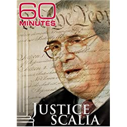 60 Minutes - Justice Scalia (April 27, 2008)