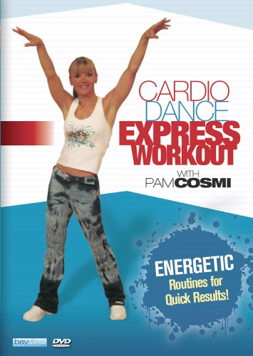 Cardio Dance Express with Pam Cosmi