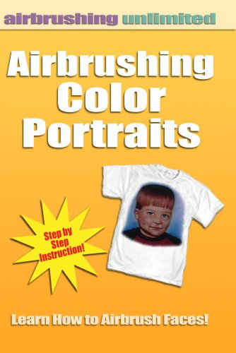 Airbrushing Color Portraits
