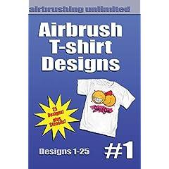 Airbrush T-shirt Designs #1