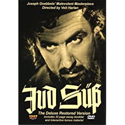 Jud Süss (Jew Suess) The Deluxe Restored Version
