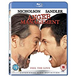 Anger Management [Blu-ray]
