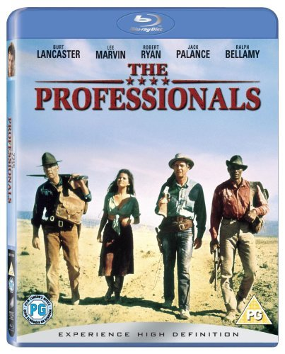 Professionals (1966) [Blu-ray]