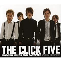 Click Five: Modern Minds and Pastines