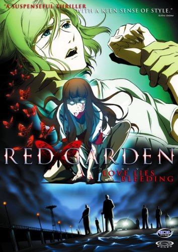 Red Garden, Vol. 5: Love Lies Bleeding
