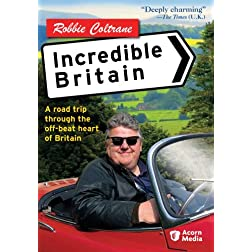 Robbie Coltrane - Incredible Britain