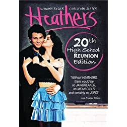 Heathers - 20th High School Reunion Edition