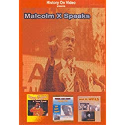 History on Video - Malcolm X Speaks