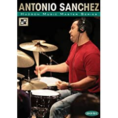 Antonio Sanchez Master Series DVD
