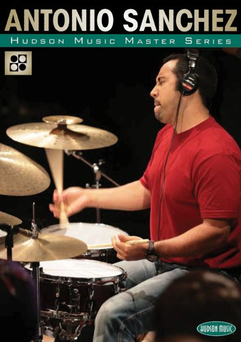 Antonio Sanchez Master Series DVD