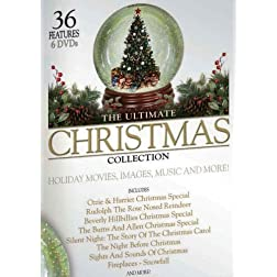 Ultimate Christmas Collection 6 DVD Gift Set