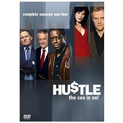 Hustle: The Complete Seasons 1-4
