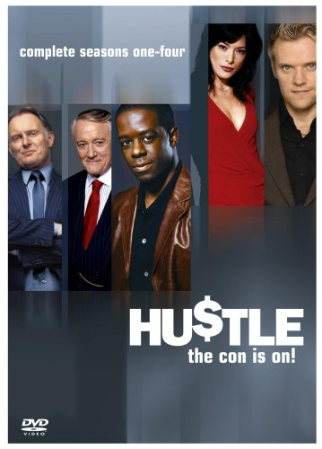 Hustle: The Complete Seasons 1-4