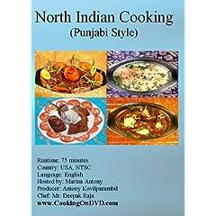 North Indian cooking (Punjabi style)