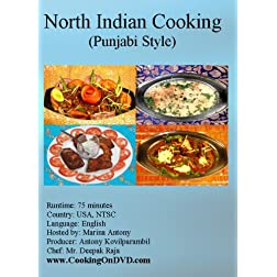 North Indian cooking (Punjabi style)