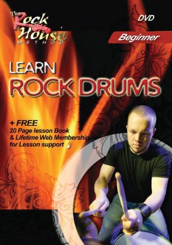 Rock House Method: Learn Rock Drums - Beginner
