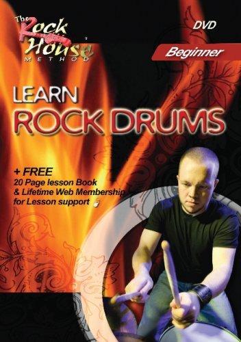 Rock House Method: Learn Rock Drums - Beginner