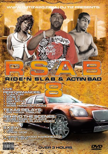 Rsab8: Ridin' Slab and Actin Bad