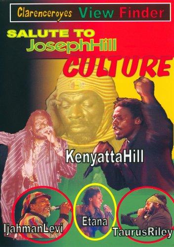 Salute to Joseph Hill Culture