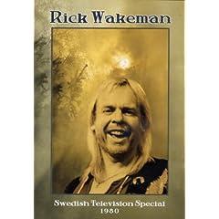 Rick Wakeman: Swedish Television Special 1980