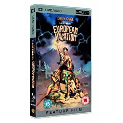 National Lampoon's European Vacation [UMD for PSP]