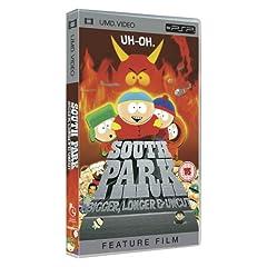 South Park - Bigger, Longer & Uncut [UMD for PSP]