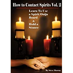 How to Contact Spirits Vol. 2 Learn to use a Spirit/Ouija Board & Hold a Seance - Reiki
