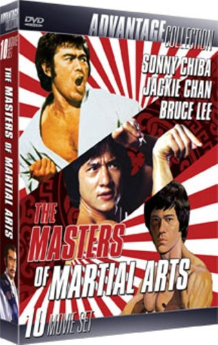 Advantage: The Masters of Martial Arts