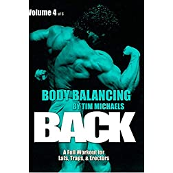 BODY BALANCING Volume 4: BACK