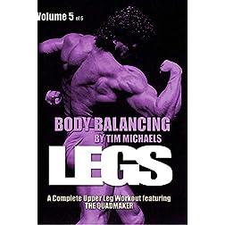BODY BALANCING Volume 5: LEGS