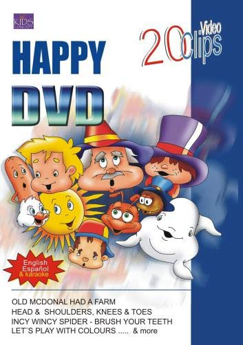HAPPY DVD