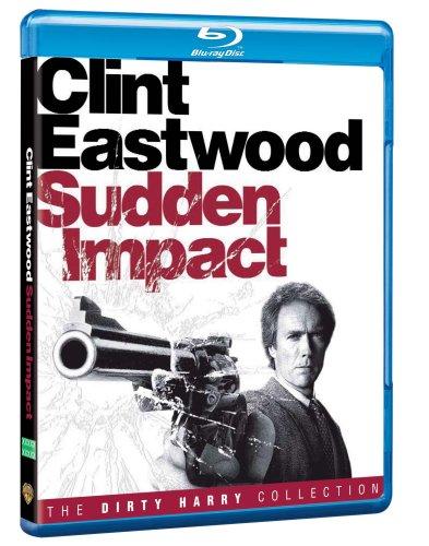 Sudden Impact [Blu-ray]