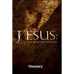 Jesus: The Missing History DVD