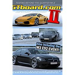 gtboard.com DVD II: Supercar Shootout II PAL-version with English subtitles