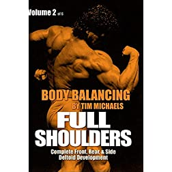 BODY BALANCING Volume 2: FULL SHOULDERS