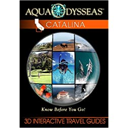 Catalina AquaOdysseas 3D Interactive Travel Guides