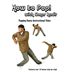 How to Pop! with Omar Kadir: Popping Dance Instructional Video