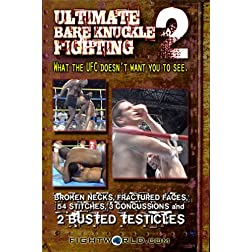 "International Vale Tudo Championships ""8: Ultimate Bare Knuckle Fighting 2"" (Babalu Sobral)"