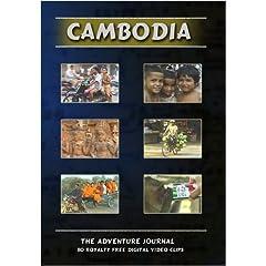 Cambodia Royalty Free Stock Footage