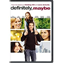 Definitely Maybe (Full Screen)