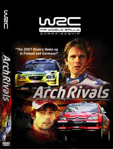 WRC World Rally Championship Arch Rivals