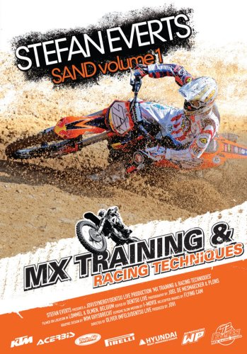 Stefan Everts Sand Volume 1 - MX Training & Racing Techniques