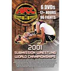 """ADCC """"2001 Submission World Championships"""" (6-DVD Box)"""