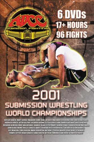 "ADCC ""2001 Submission World Championships"" (6-DVD Box)"