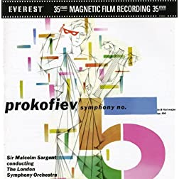 Prokofiev Symphony 5 (Bonus CD) (Hdad) (RMST)